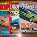 Des revues pour les maniaques de muscle cars, notre trouvaille de la semaine du 30 mars 2015