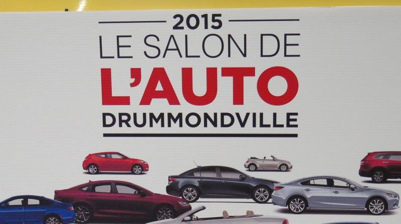 Revenons sur le premier salon de l 39 auto de drummondville for Salon de auto 2015