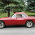 1975 MG MGB Cabriolet, trouvaille de la semaine du 4 mai 2015