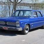 Rencontres inattendues: 1966 Plymouth Fury