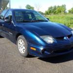 2002 Pontiac Sunfire sous 1 000$, notre trouvaille de la semaine du 13 juillet 2015