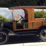 Barrett-Jackson Las Vegas 2015 – lot #621 1914 Ford Depot Hack