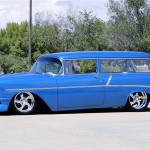 Barrett-Jackson Las Vegas 2015 – lot #416 1956 Chevrolet 210