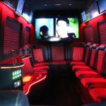 Barrett-Jackson Las Vegas 2015 – lot #665-1 2015 Mercedes-Benz Sprinter Limousine conversion