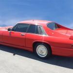 Barrett-Jackson Las Vegas 2015 – lot #4 1989 Jaguar XJS