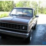 1984 Ford Bronco, trouvaille de la semaine du 5 octobre 2015