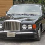 1989 Bentley Mulsanne, notre trouvaile de la semaine du 26 octobre 2015