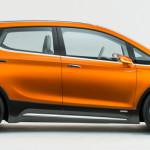 La 2016 Chevrolet Bolt EV, l'avenir du véhicule électrique?