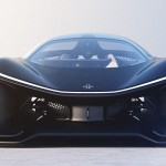 Faraday Future lance à Las Vegas sa FFZero1 alias « Tesla Killer »