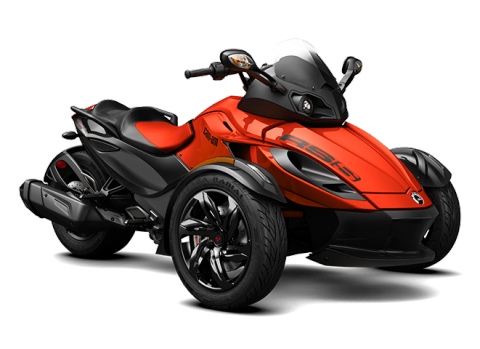 Brp Spyder >> Can-Am Spyder | AutoCarbure.com