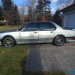 1984 BMW 733i, trouvaille de la semaine du 7 mars 2016