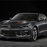 2017 Chevrolet Camaro #001 vendue $150 000 à Barrett-Jackson West Palm Beach