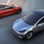 Tesla vendra plus de 500 000 unités de sa 2017 Tesla Model 3.
