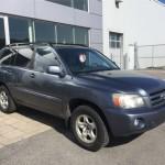 2006 Toyota Highlander notre trouvaille de la semaine du 9 mai 2016