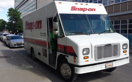 Camion Snap-on