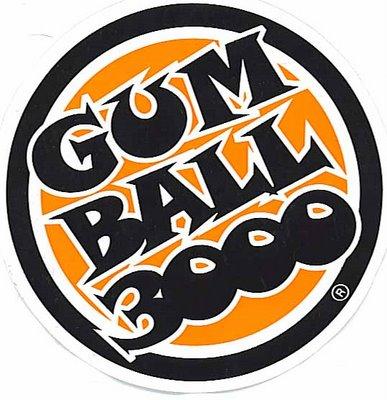 Gumball 3000 logo