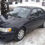 2002 Toyota Corolla et automobiles pour moins de 1000$ notre trouvaille de la semaine du 9 janvier 2017