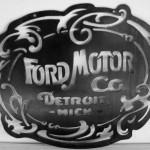 Évolution du logo de Ford Motor Company