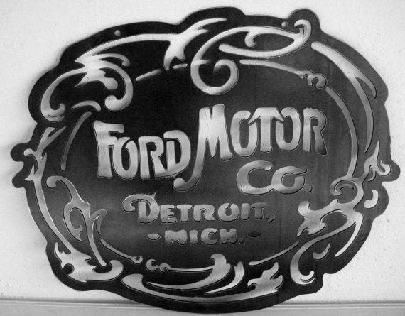 201 Volution Du Logo De Ford Motor Company Autocarbure Com