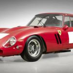 Une Ferrari 250 GTO Berlinetta 1962 vendue 38,1 millions US
