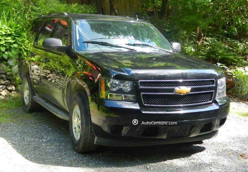 Le Chevrolet Tahoe