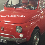 Fiat 500L - 1972, une belle petite italienne
