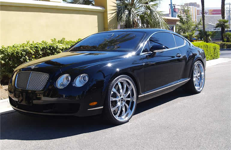 Lot #734 - Bentley 2005
