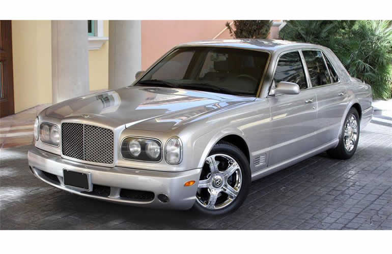 Lot #816 - Bentley 2004