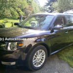 Essai 2013 Ford Flex SEL AWD