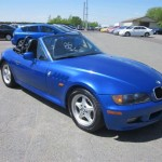 Roadster 1996 BMW Z3 Base (M5)  trouvaille de la semaine du 13 octobre 2014