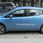 Rencontres inattendues: Nissan Leaf… c'est pas physique c'est électrique!