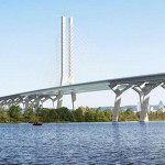 Un NON fort en opposition à l'action d'appeler le pont Maurice-Richard le nouveau pont Champlain