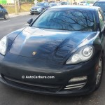 Rencontres inattendues: Porsche Panamera à Montréal