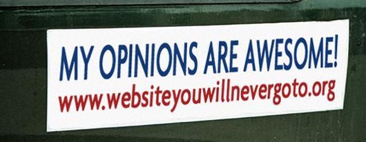 Site web inutile