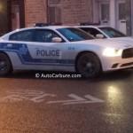 Rencontres inattendues: des policiers qui jasent sur l'heure de pointe