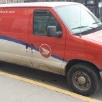 Spotted véhicules commerciaux: le Ford Econoline de Postes Canada
