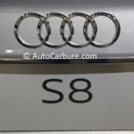 2015 Audi S8 4.0 TSFI quattro, une voiture très longue