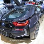 2015 BMW i8 pour compétitionner Tesla