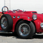 L'Allard J2X MkI, made in Québec