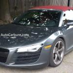Rencontres inattendues:  Audi R8 à Montréal