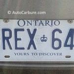 Plaque comique: souvenir d'un actionnaire lavé par Bre-X?