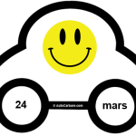 24 mars, journée internationale de la courtoisie au volant
