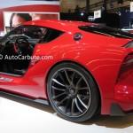 Toyota FT-1, une voiture concept mais surtout virtuelle