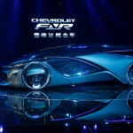 Chevrolet FNR, la voiture électrique autonome du futur
