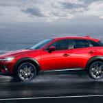 Mazda mise gros sur son CX-3 2016