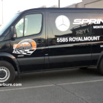 Spotted: Sprinter de RPM Auto Passion