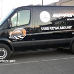 Spotted: Sprinter de RPM Auto Passion