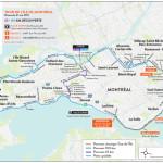 Tour de l'île de Montréal 2015, congestion automobile à prévoir
