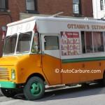 Spotted food truck à Ottawa sur Lisgar