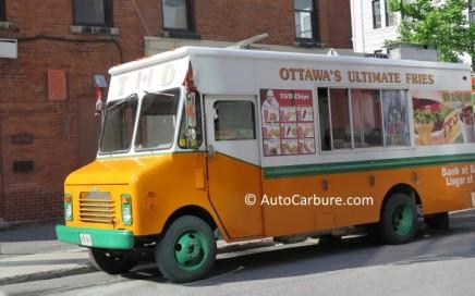 Spotted de food truck à Ottawa